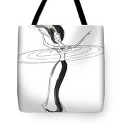 Field Of Heart Tote Bag