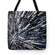 Field Of Sound Tote Bag