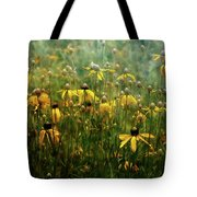 Field Of Yellow 2498 Idp_2 Tote Bag