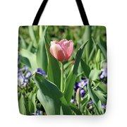 Fields Of Beauty 60 Tote Bag
