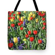 Fields Of Beauty 62 Tote Bag