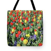Fields Of Beauty 64 Tote Bag
