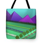Fields Of Dreams Tote Bag