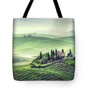 Fields Of Eternal Harmony Tote Bag