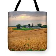 Fields Of Gold, Illinois Tote Bag