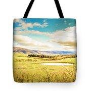 Fields Of Plenty Tote Bag
