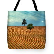 Fields Of Provence Tote Bag