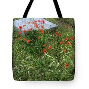 Fields Of The Dead Tote Bag