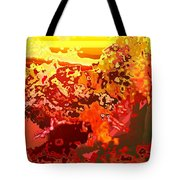 Fierry Horses 1 Tote Bag