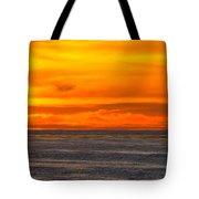 Lava Sky Tote Bag