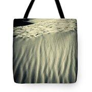 Fiery Desert Sand II Tote Bag