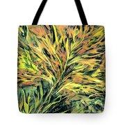 Fiery Harvest Tote Bag
