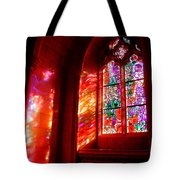 Fiery Light 2 Tote Bag