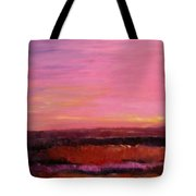 Sold Fiery Sea Tote Bag