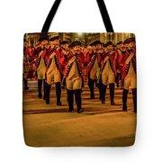 Fife And Drum Illumination 3782 Tote Bag
