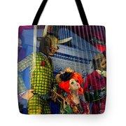 Fifth Ave Fantasy Tote Bag