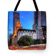Fifth Avenue Tote Bag