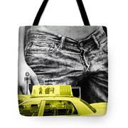Fifth Avenue- Ny Tote Bag