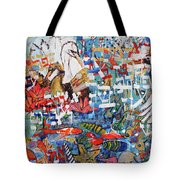 Fifth Day Of Creation 201764 Tote Bag