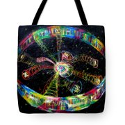 Fifth Day Of Creation Tote Bag
