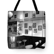 Fifties Diner Tote Bag