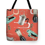 Fifties Kitchen Iv Tote Bag