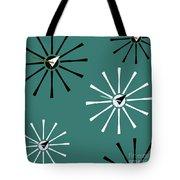 Fifties Kitchen Vi Tote Bag