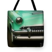 Fifties Ride Tote Bag