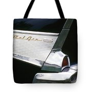 Fifty-seven Chevy Tote Bag