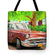 Fifty Seven Tote Bag