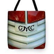 Gmc Grill Tote Bag