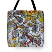 Fig Tree Afternoon Tote Bag