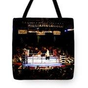 Fight Night Tote Bag