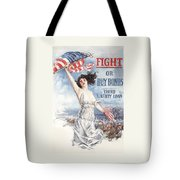 Fight Or Buy Bonds Tote Bag