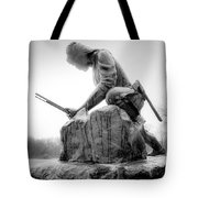 Fighter Tote Bag