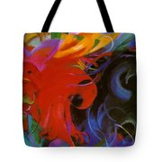 Fighting Forms 1914 Tote Bag