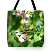 Fighting Tote Bag