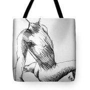 Figure Drawing 1 Tote Bag