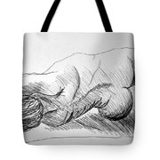 Figure Drawing 2 Tote Bag