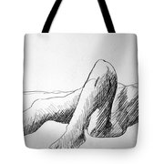 Figure Drawing 4 Tote Bag