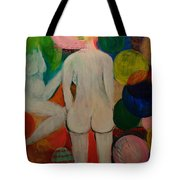 Bubbles And Butts Tote Bag