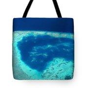 Fiji Aerial Tote Bag