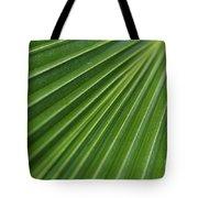 Fiji Fan Palm Tote Bag