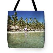 Fiji Resort Tote Bag