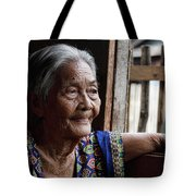 Filipino Lola - Image Number Fourteen  Tote Bag
