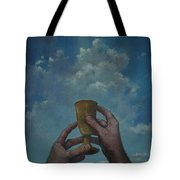 Fill My Cup Lord Tote Bag