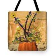 Filled Terra Cotta Vase Tote Bag