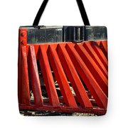 Fillmore And Western Railway Cow Catcher Tote Bag