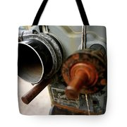 Film Camera From The Past Tote Bag