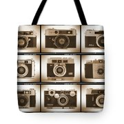 Film Camera Proofs 2 Tote Bag